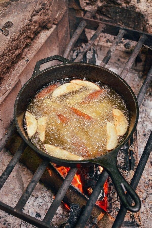 Fish Fry, by thewoksoflife.com
