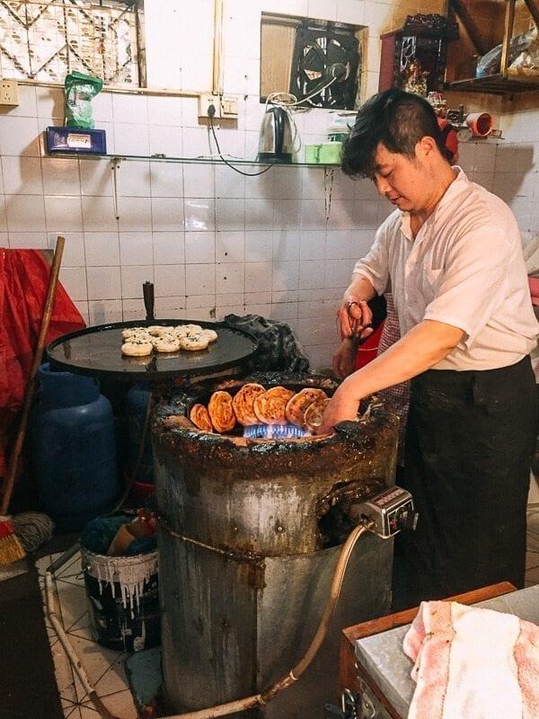 Shanghai Scallion Pancakes, A Street food Classic, by thewoksoflife.com