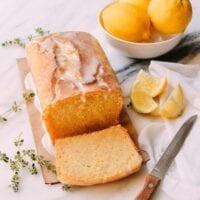 Dairy-Free Lemon Cake
