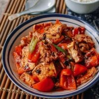 Hunan Pork and Tofu