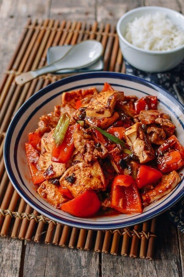 Hunan Pork and Tofu