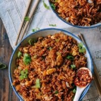 Supreme Soy Sauce Fried Rice