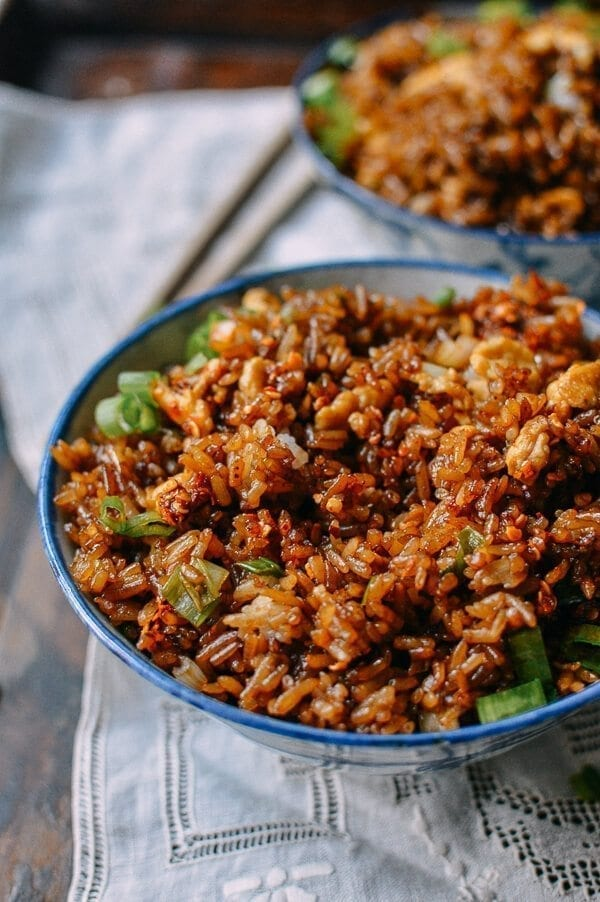 King Soy Sauce Fried Rice, by thewoksoflife.com