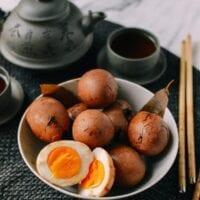 Chinese Tea Eggs, revamped!