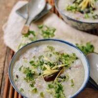 20-Minute Congee Recipe (皮蛋瘦肉粥)