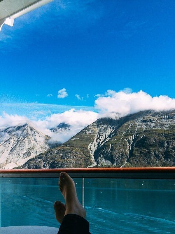 Glacier Bay by Cruise Ship