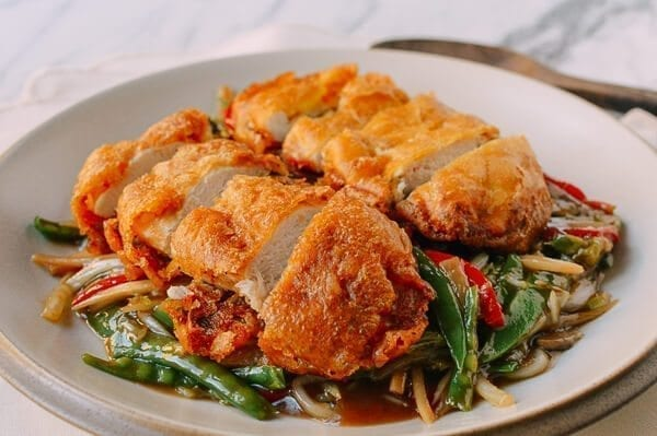 Polynesian chicken a retro chinese restaurant dish the woks of life polynesian chicken a retro chinese restaurant dish by thewoksoflife forumfinder Image collections