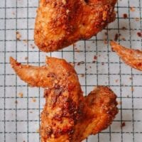 Spicy Fried Chicken Wings – Chinese Takeout Style