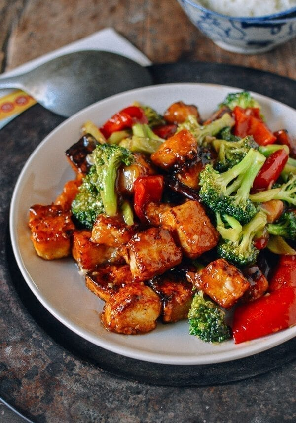 General Tso's Tofu, by thewoksoflife.com