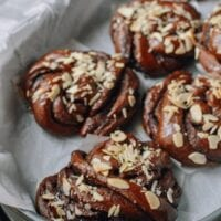 Chocolate Nutella Rolls – An Asian Milk Bread Recipe