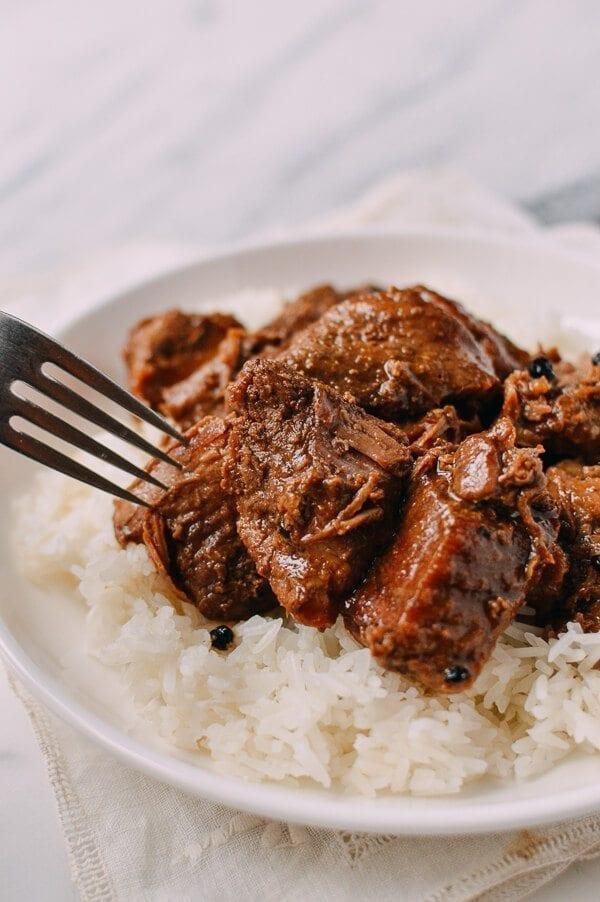 Pork Adobo, by thewoksoflife.com