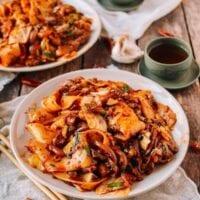 Spicy Cumin Lamb Biang Biang Noodles