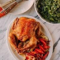 A 2-Part Recipe: Roast Chicken & Stock