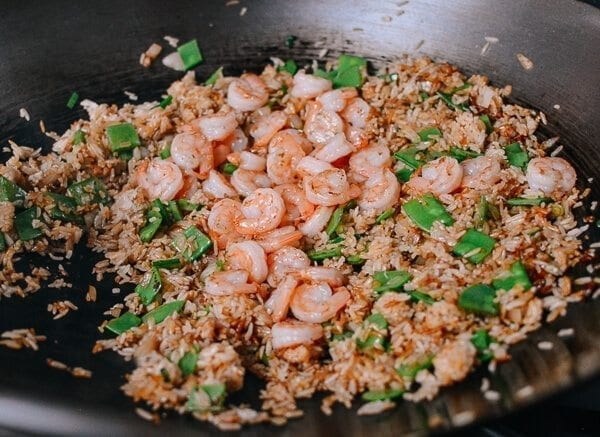 Shrimp Fried Rice, by thewoksoflife.com