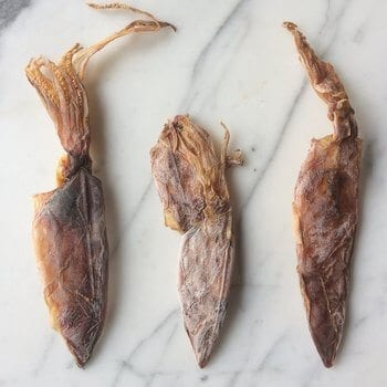 dried cuttlefish