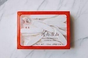 Dried Chinese Yam huai shan