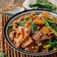 Pad See Ew – Thai Rice Noodles