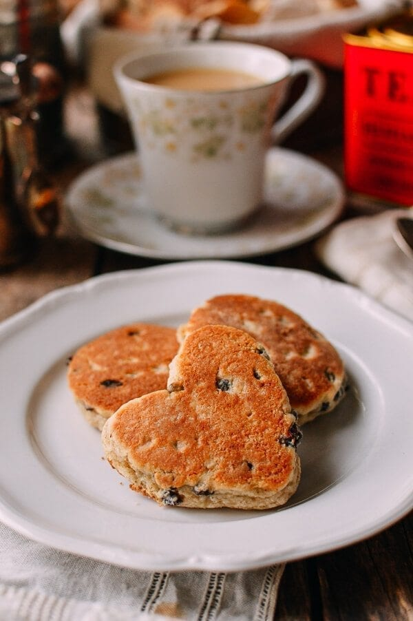 Traditional Welsh Cakes Recipe from Mary Berry, by thewoksoflife.com