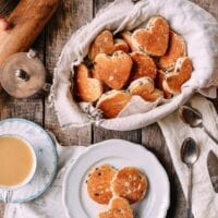 Traditional Welsh Cakes Recipe from Mary Berry