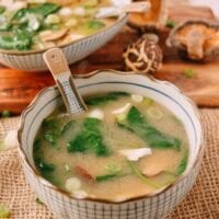 Japanese Superfood Miso Soup