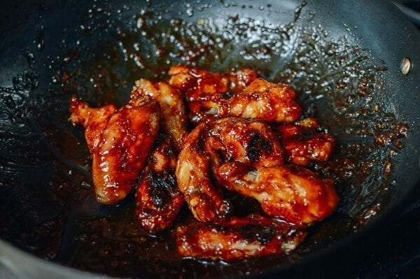 Fish Sauce Chicken Wings - Vietnamese Style, by thewoksoflife.com