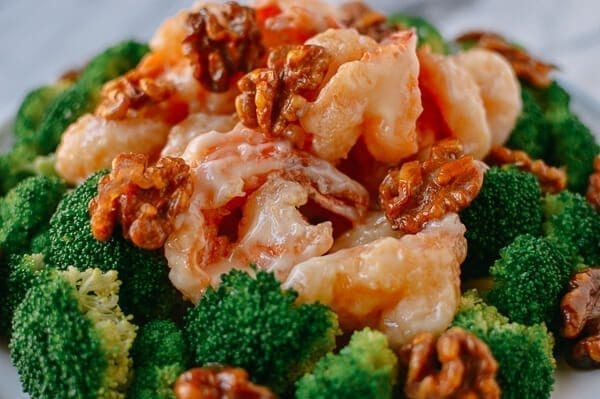 Walnut Shrimp, by thewoksoflife.com