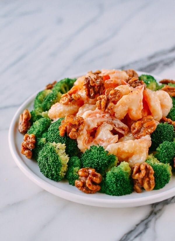 Walnut Shrimp, by thewoksoflife.com