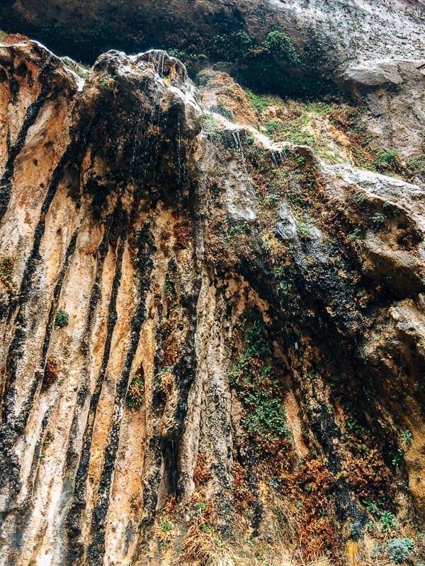 Zion Weeping Rock