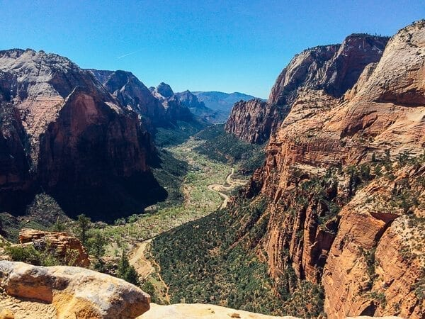 Zion National Park, by thewoksoflife.com