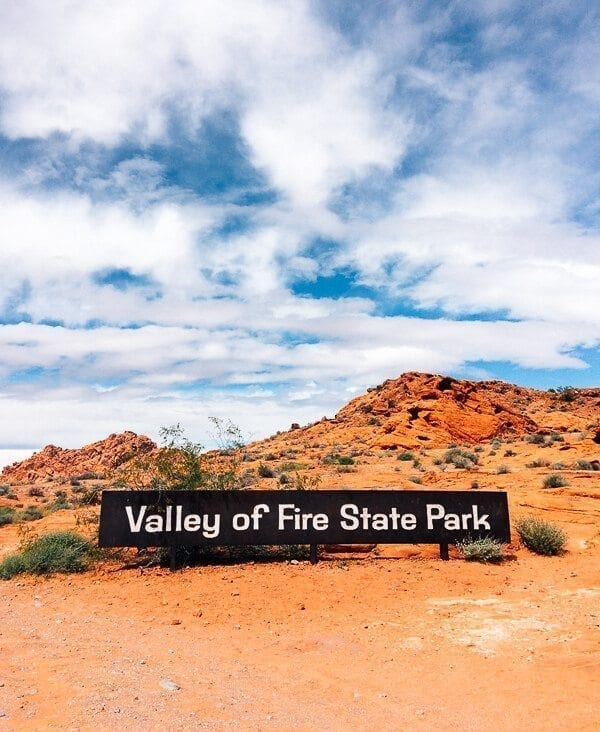 Valley of Fire State Park, by thewoksoflife.com