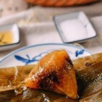 Jianshui Zong (Alkaline Rice Dumplings – 碱水粽)