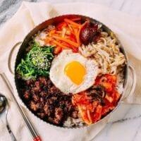 Easy Korean Beef Bibimbap Recipe, by thewoksoflife.com