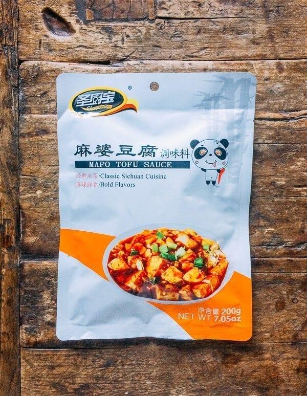 Mapo Tofu Sauce