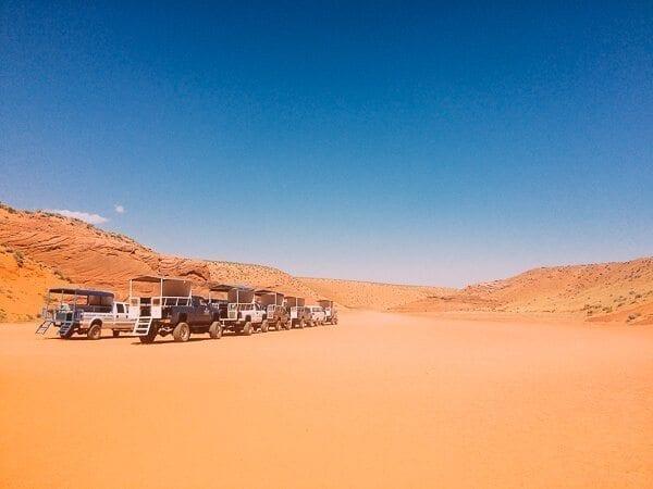 Antelope Canyon, by thewoksoflife.com
