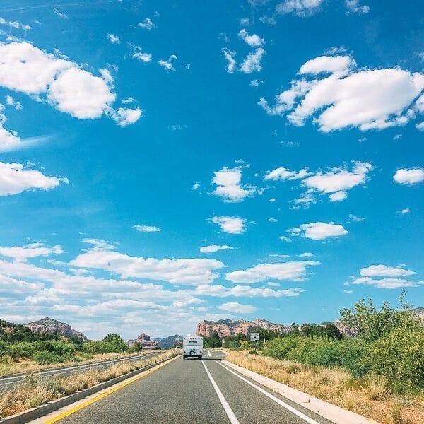 Arizona Road Trip, by thewoksoflife.com