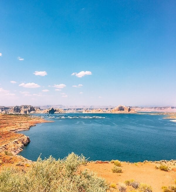 Lake Powell, by thewoksoflife.com