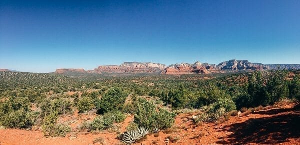 Sedona Hiking, by thewoksoflife.com