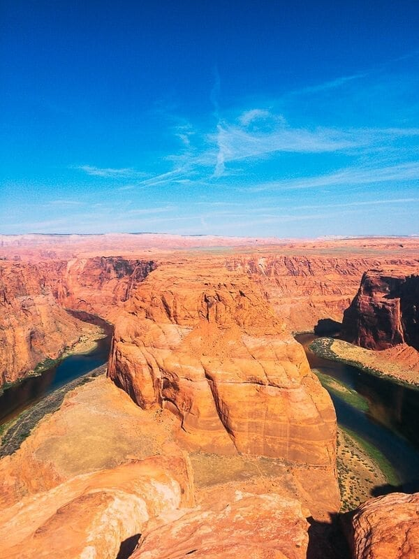 Horseshoe Bend, by thewoksoflife.com