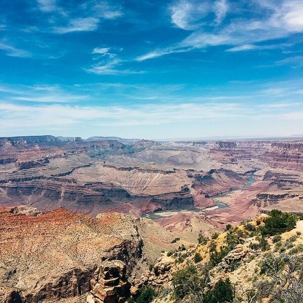 Grand Canyon, by thewoksoflife.com