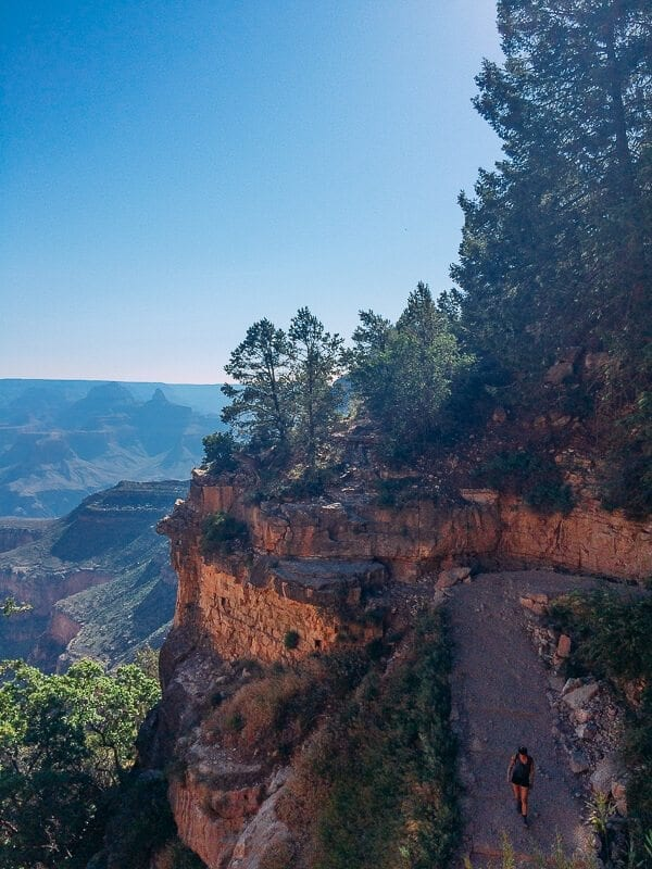 Bright Angel Trail, by thewoksoflife.com