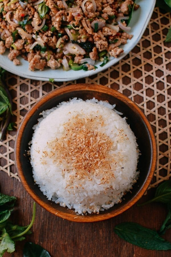 Quick and Easy Coconut Rice