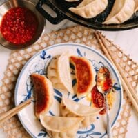 Chicken Zucchini Dumplings