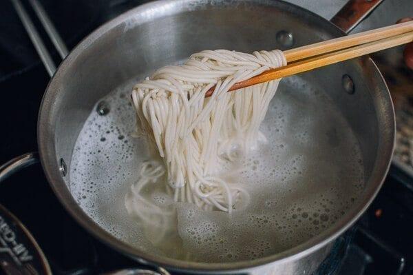 10-Minute Sesame Noodles, by thewoksoflife.com
