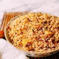 Chengdu-Style Sichuan Fried Rice, by thewoksoflife.com