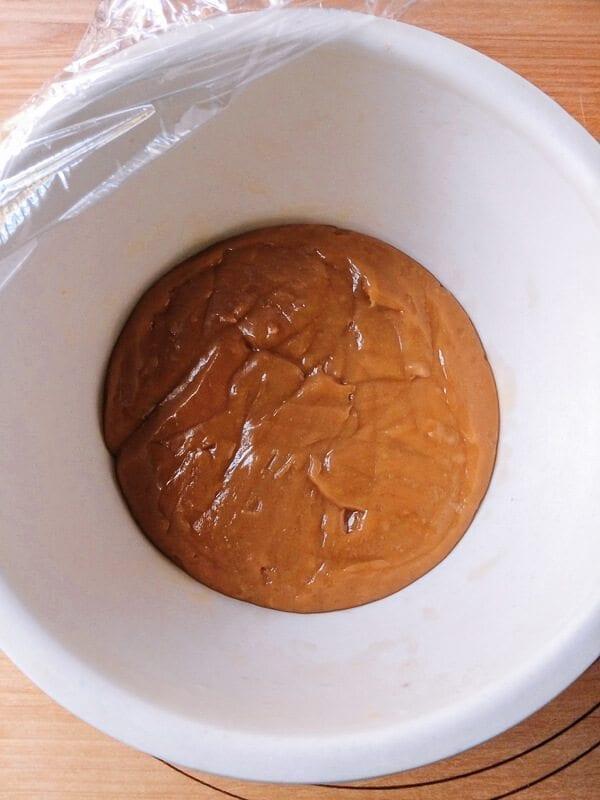 Ham & Nut Mooncake Recipe, by thewoksoflife.com