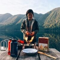 Camping Meals & The Art of Cooking Outside