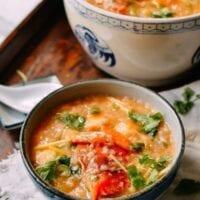 Seafood Congee (海鲜粥)