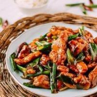 Mongolian Chicken, Restaurant-Style