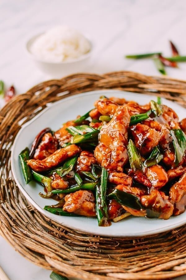 Mongolian Chicken Restaurant Style The Woks Of Life