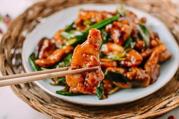 Mongolian Chicken, by thewoksoflife.com